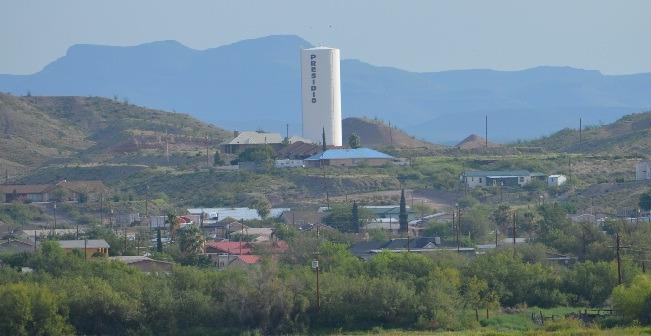 Prepaid Electric Company Presidio Tx